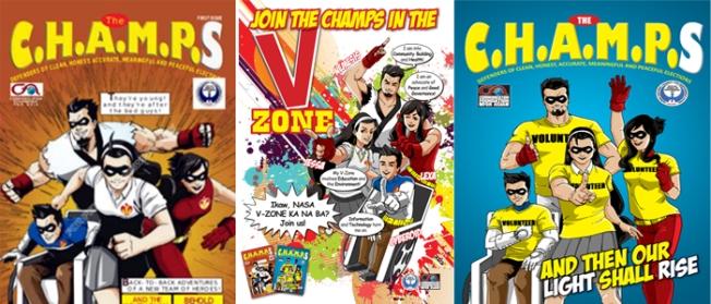 Champs V-Zone